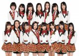 CDデビューが決定したHKT48