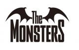 香取慎吾&山下智久の新ユニット「The MONSTERS」ロゴ