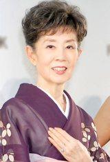 肺炎による心不全のため死去した森光子さん (C)ORICON DD inc.