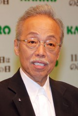 故・森光子さんを悼む谷村新司 (C)ORICON DD inc.