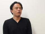 『IPPONグランプリ』のほか『THE MANZAI』なども手がけるフジテレビの竹内誠プロデューサー。「僕には大喜利の才能はない。特殊能力だと思う」と出場者をリスペクトする (C)ORICON DD inc.