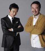 自身のトレードマーク「微笑み」は無自覚だったと語る堺雅人(左)と赤堀雅秋監督 (写真:鈴木一なり)
