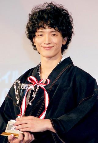 『ネイルクイーン 2012』の授賞式に出席した渡部豪太 (C)ORICON DD inc.