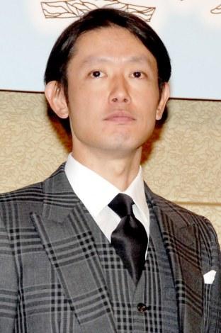 初主演舞台『遠い夏のゴッホ』の制作発表会見に出席した筒井道隆 (C)ORICON DD inc.