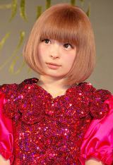 『VOGUE JAPAN Women of the Year 2012』の授賞式に出席したきゃりーぱみゅぱみゅ (C)ORICON DD inc.