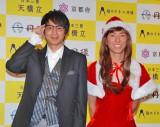 チュートリアル・徳井義実(左)と福田充徳 (C)ORICON DD inc.