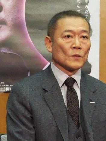 NHK60周年記念『メイドインジャパン』の会見に出席した國村隼 (C)ORICON DD inc.