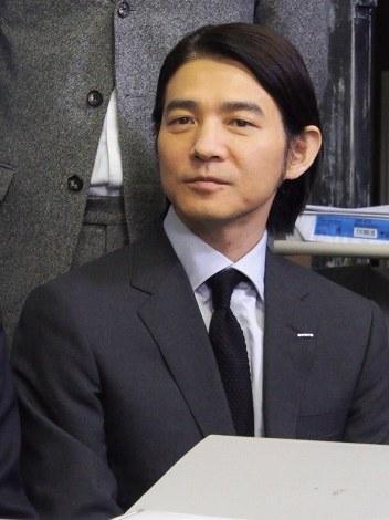 NHK60周年記念『メイドインジャパン』の会見に出席した吉岡秀隆 (C)ORICON DD inc.