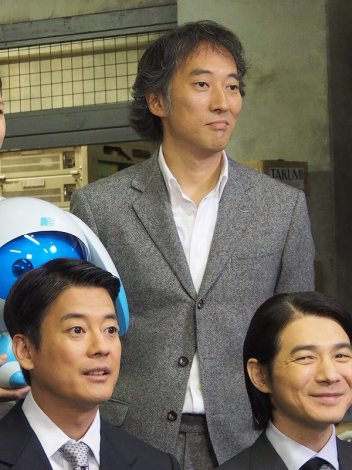 NHK60周年記念『メイドインジャパン』の会見に出席した斎藤歩 (C)ORICON DD inc.