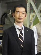 NHK60周年記念『メイドインジャパン』の会見に出席した中村靖日 (C)ORICON DD inc.