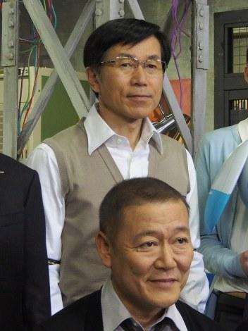 NHK60周年記念『メイドインジャパン』の会見に出席した平田満 (C)ORICON DD inc.