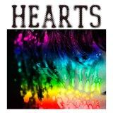 28日より配信開始された主題歌「HEARTS」