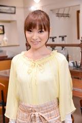 東海テレビ・フジテレビ系昼ドラ『幸せの時間』で8年ぶりに連ドラに出演する保田圭 (C)東海テレビ