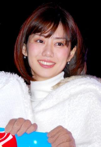 フジテレビの女子アナ新ユニット『キラキラ WINTER SEVEN』を結成した山崎夕貴アナウンサー (C)ORICON DD inc.