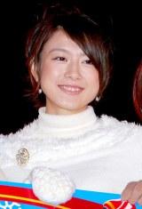 フジテレビの女子アナ新ユニット『キラキラ WINTER SEVEN』を結成した大島由香里アナウンサー (C)ORICON DD inc.