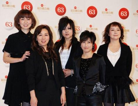 『第63回NHK紅白歌合戦』に初出場するプリンセス・プリンセス (C)ORICON DD inc.