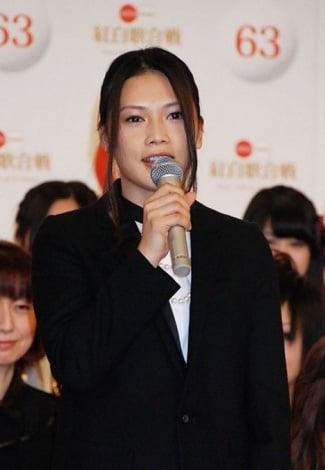 『第63回NHK紅白歌合戦』に初出場するYUI (C)ORICON DD inc.