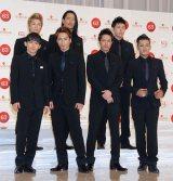 『第63回NHK紅白歌合戦』に初出場する三代目 J Soul Brothers (C)ORICON DD inc.