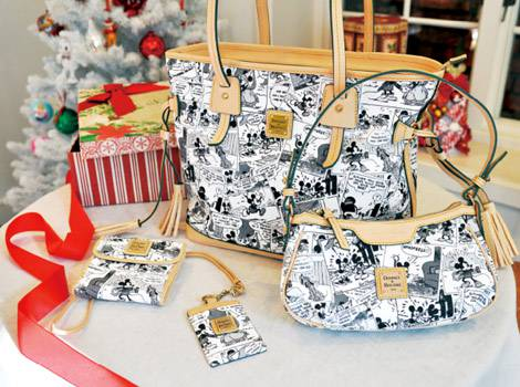 日本初上陸の「DOONEY & BOURKE」 Disney Collection (C)Disney