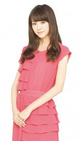 新CMのイメージキャラクターに起用された桐谷美玲