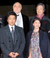 (左上から時計回りで)津川雅彦、武田鉄矢、竹内結子、大沢たかお (C)ORICON DD inc.