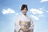 来年1月にソロ第2弾「もしも私が空に住んでいたら」を発売するAKB48の岩佐美咲