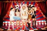 「ピンクスパイダー inspired by バッファロー5人娘」のMVで過激な娼婦役を演じた倖田來未