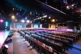 専用劇場「SKE48 THEATER」客席 (C)AKS
