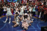 インドネシアの人気音楽番組『dahsyat』に出演したJKT48(C)JKT48 Project