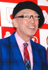 多ジャンルの番組で活躍するテリー伊藤は3位に (C)ORICON DD inc.