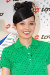 『2011年 タレント番組出演本数ランキング』10位のベッキー (C)ORICON DD inc.