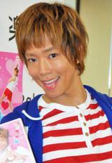 『2011年 タレント番組出演本数ランキング』13位の楽しんご (C)ORICON DD inc.
