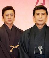 染五郎、2月の舞台復帰に喜び 幸四郎も感激