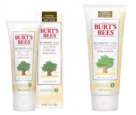 サムネイル 「BURT'S BEES(バーツビーズ)」から特に乾燥した肌に向けた保湿ケアシリーズ『UCシリーズ』が登場