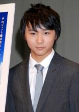 須賀健太、初の恋人役にドキドキ