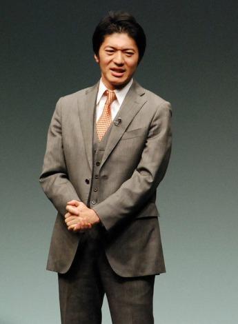 所属事務所主催の恒例お笑いライブ『タイタンライブ』に出演した長井秀和 (C)ORICON DD inc.