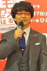 ドラマ『モメる門には福きたる』制作発表会に出席した本村健太郎 (C)ORICON DD inc.