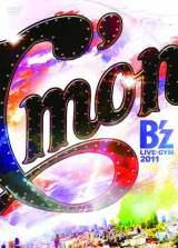 ミュージックBlu-ray Disc部門1位のB'z『B'z LIVE-GYM 2011-C'mon-』