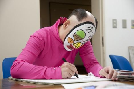 12月23日放送の『情熱大陸』は泣けるパラパラ漫画で世界を虜にした鉄拳に密着(C)MBS