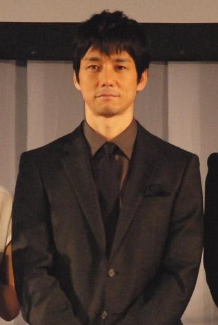 『八重の桜』トークショーに出席した西島秀俊 (C)ORICON DD inc.