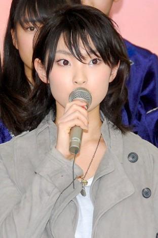 『第54回輝く!日本レコード大賞』の記者会見に出席した家入レオ (C)ORICON DD inc.