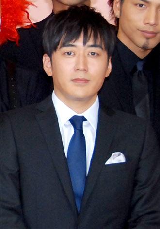 『第54回輝く!日本レコード大賞』の記者会見に出席した司会者の安住紳一郎 (C)ORICON DD inc.