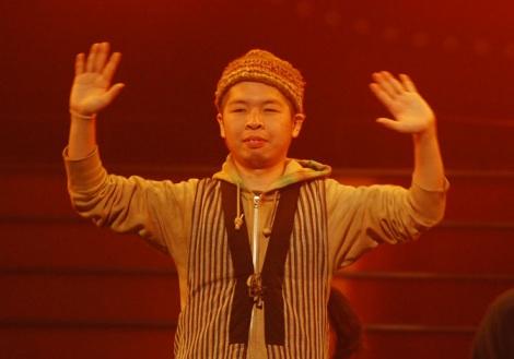 『第63回NHK紅白歌合戦』リハーサル中のDJケミカル(C)ORICON DD inc.