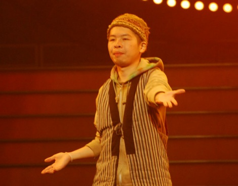 『第63回NHK紅白歌合戦』のリハーサルに臨んだFUNKY MONKEY BABYS (C)ORICON DD inc.
