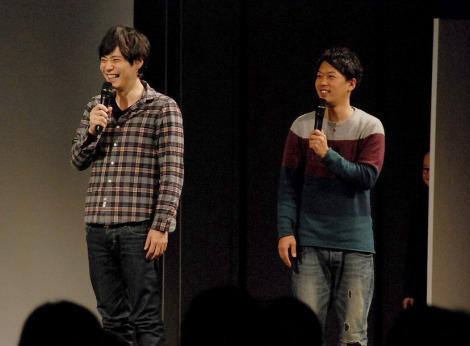 日本テレビ系『ダウンタウンのガキの使いやあらへんで!!』の年越しスペシャル「絶対に笑ってはいけない熱血教師24時!」パブリックビューイングで司会を務めたライセンス (C)ORICON DD inc.