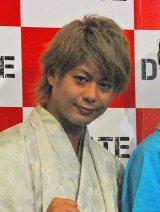DVD『D☆DATE TOUR 2012〜DATE A LIVE〜』発売記念イベントを行った五十嵐隼士 (C)ORICON DD inc.