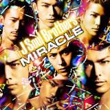 三代目J Soul Brothers 3rdアルバム『MIRACLE』ジャケット