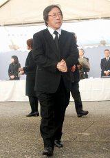 歌舞伎俳優の中村勘三郎さんの本葬に参列した歌舞伎俳優の中村勘三郎さんの本葬に参列した武田鉄矢 (C)ORICON DD inc.