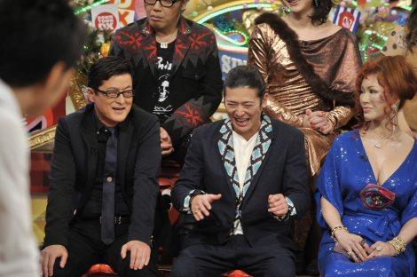 『ダウンタウンDXDX 2013新春スペシャル』で久しぶりにテレビ番組に出演した高岡蒼佑(C)日本テレビ・読売テレビ