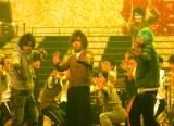 『第63回NHK紅白歌合戦』のリハーサルに臨んだゴールデンボンバー (C)ORICON DD inc. (C)ORICON DD inc.